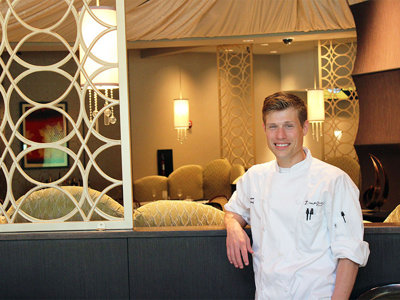 What chefs eat: Chase Anderson of Dream Dance Steak