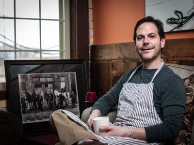 What chefs eat: Peter Sandroni of La Merenda & Engine Company No. 3