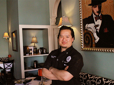 What chefs eat: Thi Cao of Buckley's