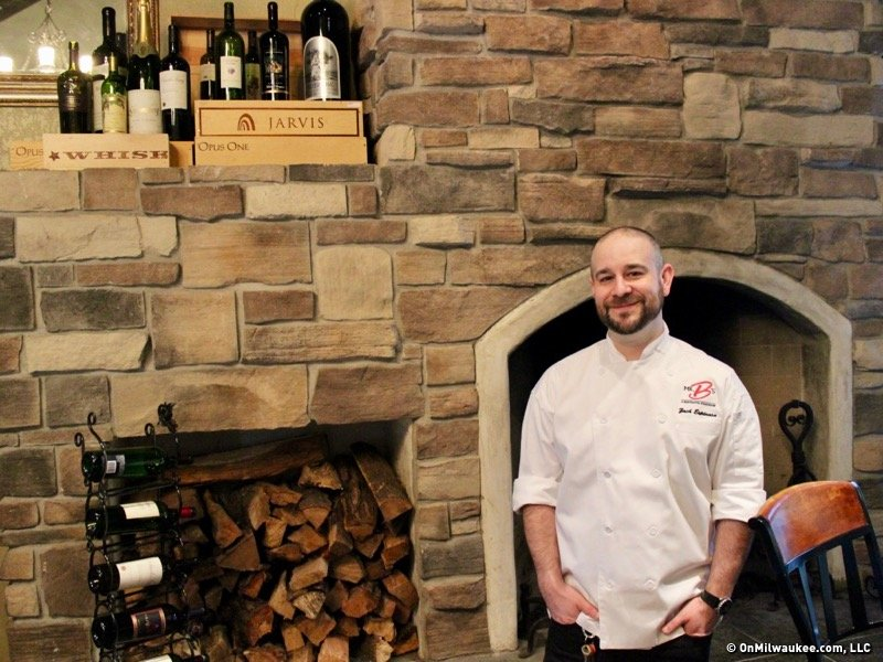 What chefs eat: Zach Espinosa of Mr. B's Steakhouse