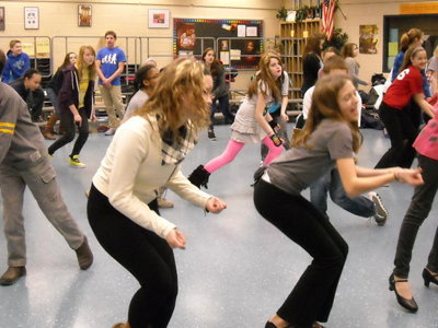 Brookfield parents work to bring musical back to middle school