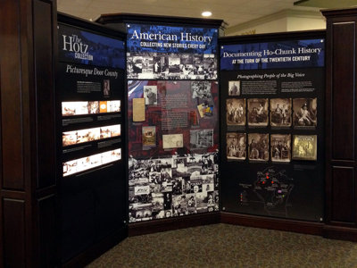 Wisconsin Historical Society's exhibit brings events to Central Library