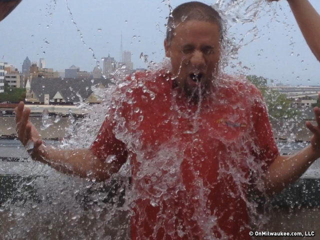 Why I did the ALS Ice Bucket Challenge