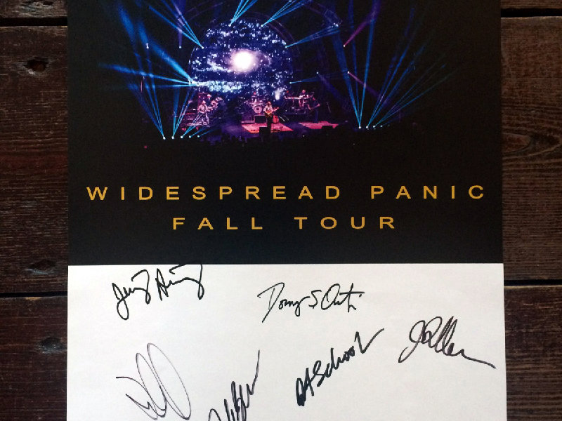Win a True Spreadhead package for all three Widespread Panic shows at the Riverside Theater on Oct. 24, 25 and 26.