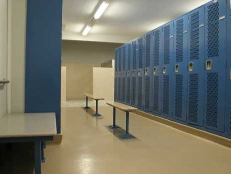 The Bare Facts About Locker Room Nudity