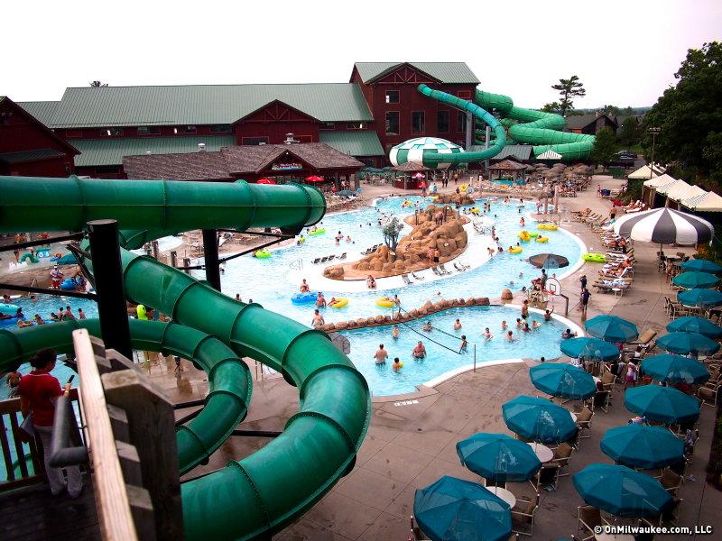 Wilderness Resort Unleashes Kids Wet And Wild Side Onmilwaukee