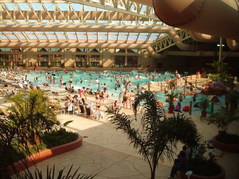 Wilderness Resort Unleashes Kids 39 Wet And Wild Side