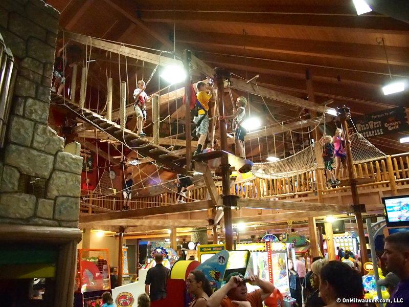 Wilderness Resort Unleashes Kids Wet And Wild Side