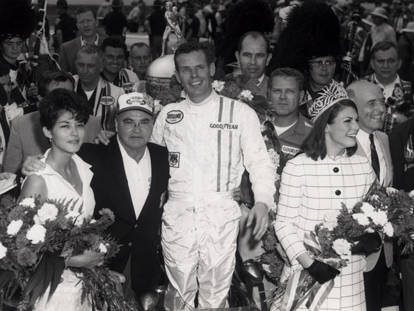 Milwaukees Wilke, Unser claimed Indy victory in 68