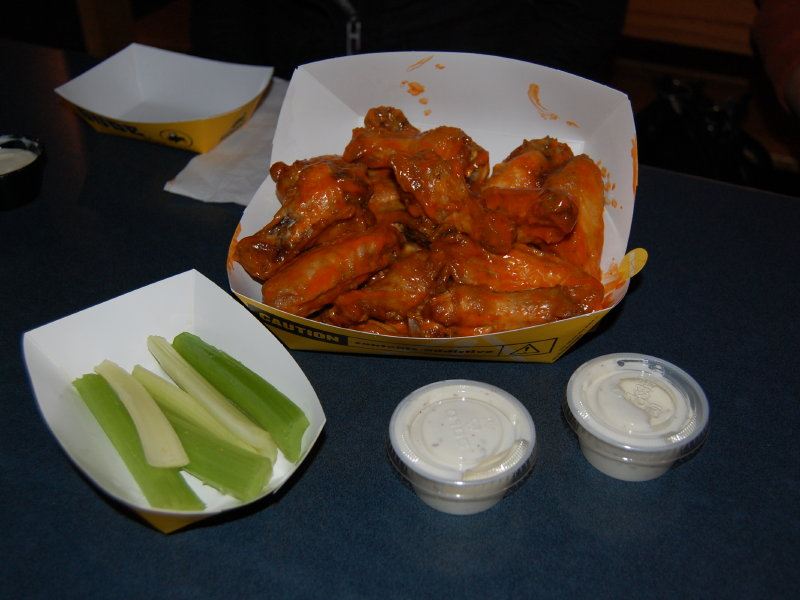 Take The Milwaukee Challenge Buffalo Wild Wings Vs Points East