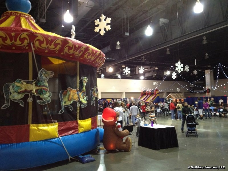 Winter Fest made its indoor debut last year at the Delta Center Downtown.