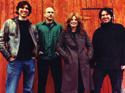 Watch for The Cowboy Junkies coming through town this March.