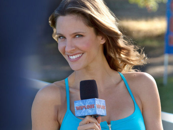 Jill wagner wipeout 2013 onmilwaukee com movies amp tv big balls