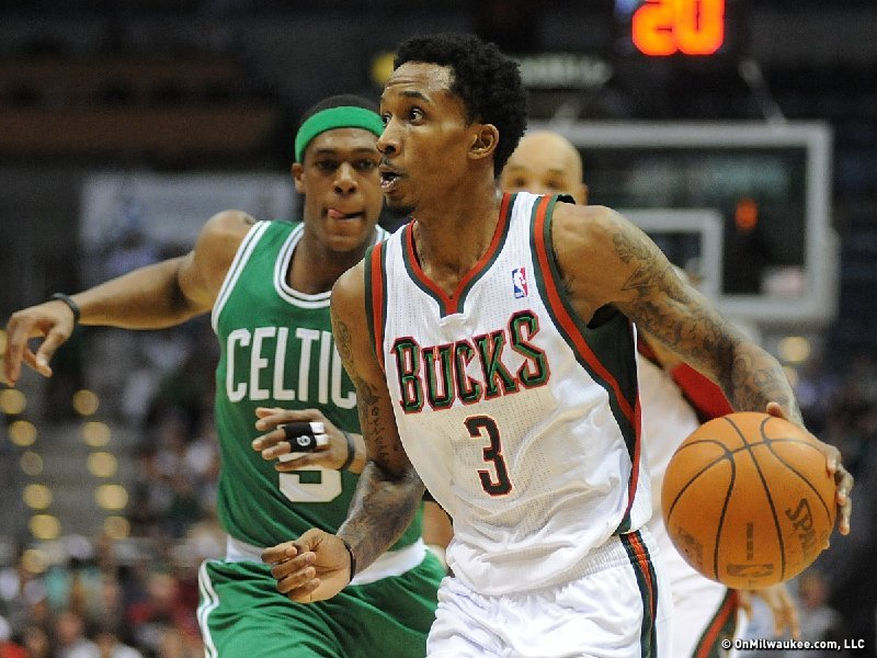 Brandon Jennings is back - with the Bucks  G League team - OnMilwaukee d7a6f3afb