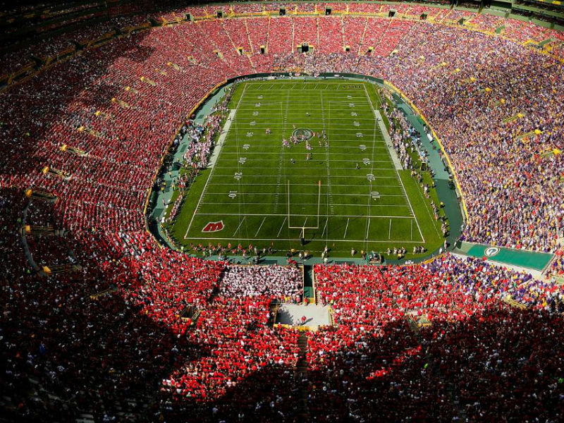Wisconsin Notre Dame Meet In 2020 At