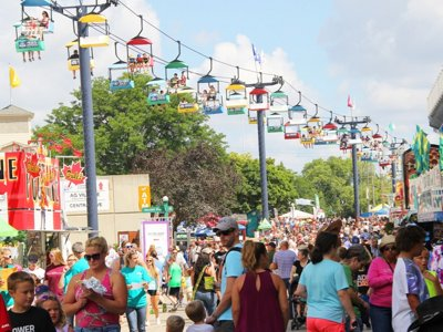 Wisconsin State Fair to be featured on Travel Channel's
