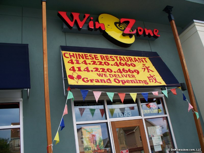 From Wing Zome to Wok Zone.