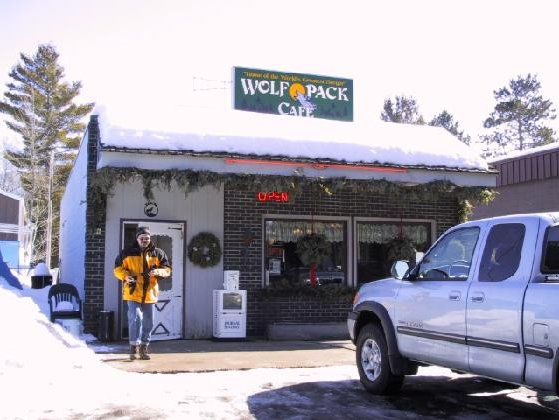 Wolf Pack Cafe adds family owned, personable service to one incredible pancake recipe.