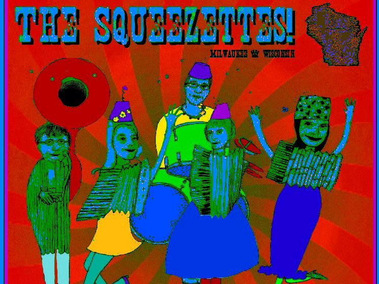 The Squeezettes are keeping the Milwaukee polka tradition alive ... and tipsy.