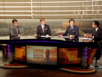 Thoughts on the World Cup broadcasters