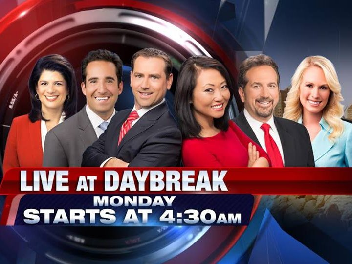 WTMJ-TV Ch. 4 joins the rest of the local commercial news outlets by starting its wekday morning newscast at 4:30 a.m.