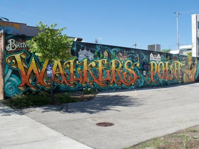 Remarkable Walker's Point mural mixes art, history and community