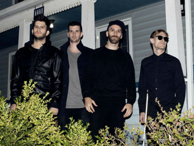 X Ambassadors end a big year at Big Snow Show X