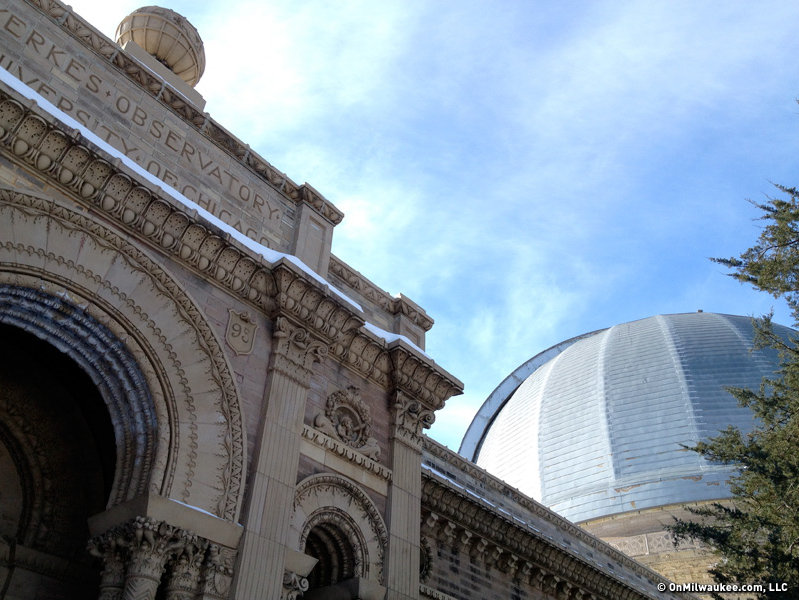 Historic Yerkes Observatory offers a look at history, stars Image
