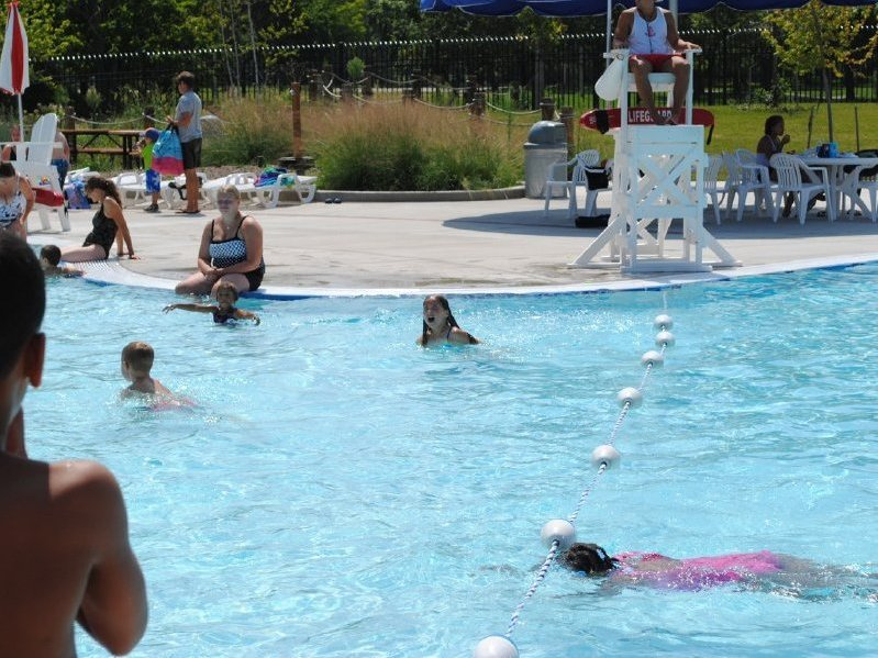Ymca and county parks team up for new day camps and swim - Pools on the park swimming lessons ...