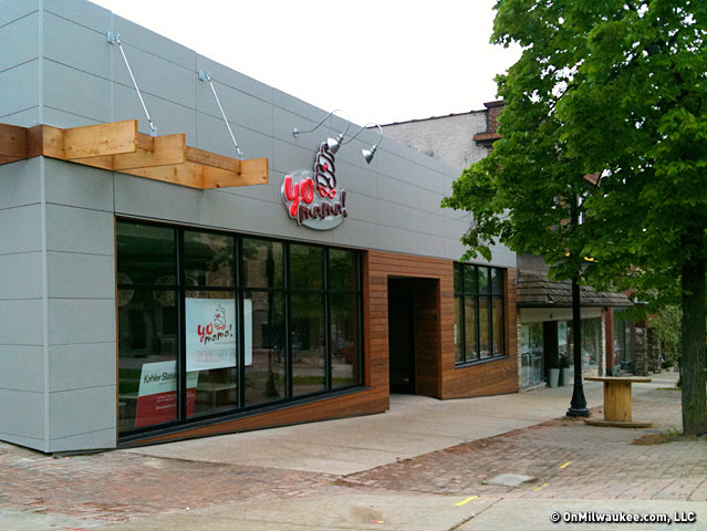 Yo Mama! is getting ready to open in Tosa Village.