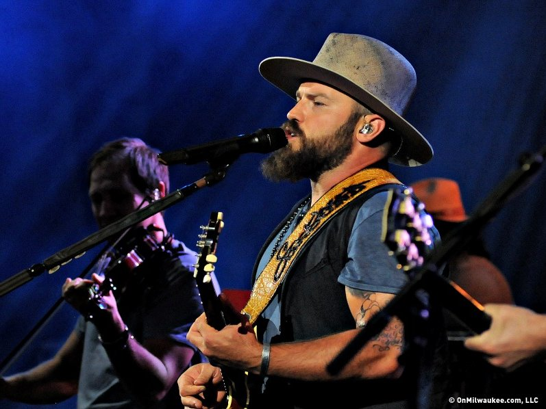 Zac Brown Band cements its Summerfest status - OnMilwaukee