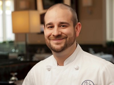 Chef Zach Espinosa to take reins at Mr. B's, A Bartolotta Steakhouse
