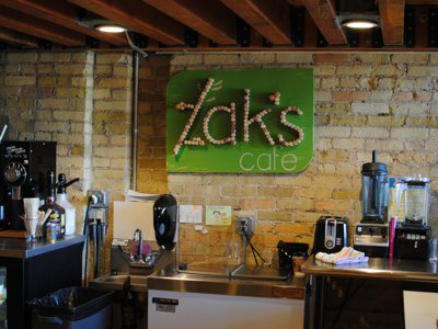 Zak's Cafe finds niche in local dining scene