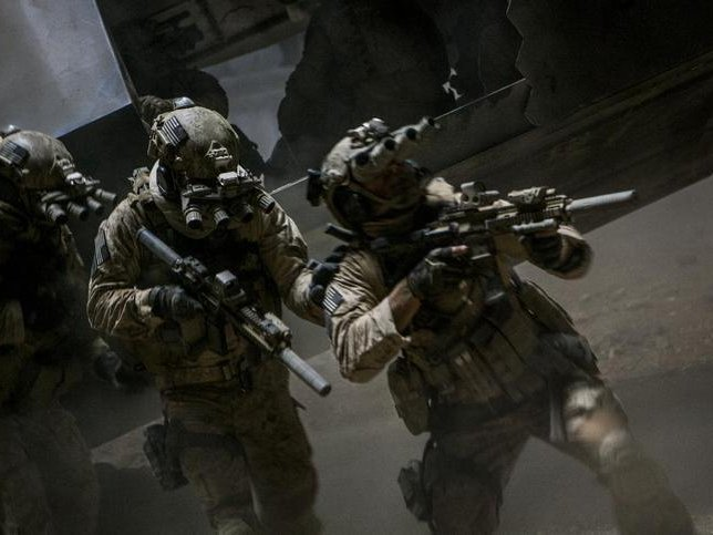 "Kathryn Bigelow's Oscar-nominated ""Zero Dark Thirty"" is in theaters now."