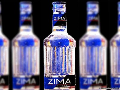 Remember Zima? It's returning, clearly Image