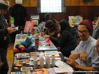 Milwaukee Zine Fest 2014 Image