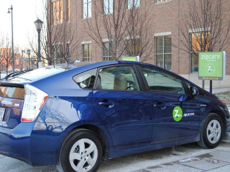 Zipcars Bring Car Sharing Concept To Brew City Onmilwaukee