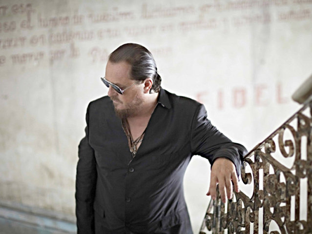 Italian pop star Zucchero is in town to play at Turner Hall Ballroom.